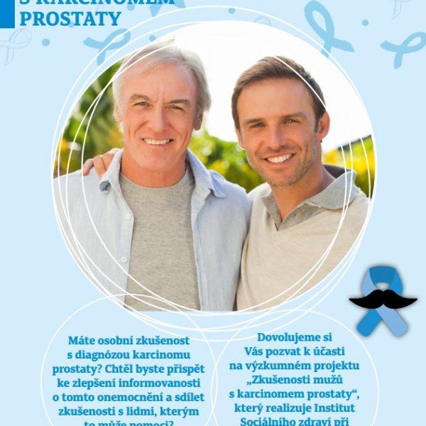Zkušenosti mužů s karcinomem prostaty