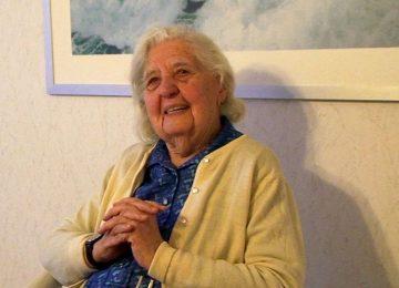 Marie B., 90 + let