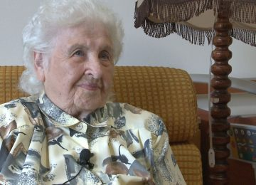 Božena, 84 let