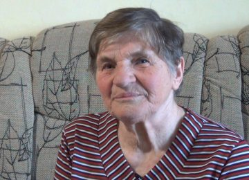 Marie G., 81 let