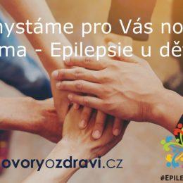 Dnes slavíme MEZINÁRODNÍ DEN EPILEPSIE!